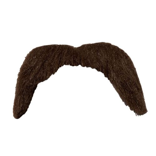 70s Style Tash for 70s Disco Hippie Fancy Dress